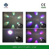 Klarer Biene-Augen 6*15W LED Träger-bewegliches Hauptlicht