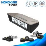Eingebautes Gummireifen-Druck-System TPMS der AA-Batterie-(keine Verkabelungsinstallation) mit internem Reifen-Fühler für Auto, Van, Handelsfahrzeug-, kleine und mittleregrößen-Fahrzeug