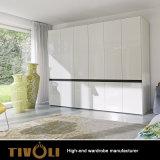 豪華なConerのワードローブの差込みの戸棚の家具Tivo-0041hw