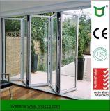 Aluminiumfenster und Tür, Bi Flod Türen stimmen mit Australien-Standard überein