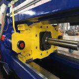 2600t ponen en cortocircuito la prensa de protuberancia de aluminio del movimiento