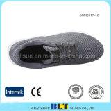 Атлетическая Breathable подкладка ткани с ботинками верхушкы сетки