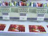 束ねる装置によって混合される15のヘッド刺繍機械