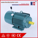 Yej-80m1-2 시리즈 에너지 절약을%s 가진 전자 AC 브레이크 모터