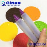 Crayon lecteur d'écriture de nourriture de silicones pour le chocolat de crayon lecteur décorant le crayon lecteur
