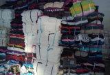 T-shirt de qualité supérieure Tissus de coton en coût d'usine compétitif