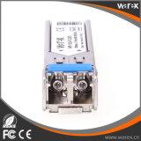 Kosteneffektiver GLC-LH-SM SFP kompatibler Lautsprecherempfänger 1310nm 20km Duplex-LC