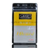 Изготовленный на заказ владец карточки удостоверения личности PVC способа, пластичный держатель визитных карточек