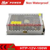 12V-150W bloc d'alimentation non imperméable à l'eau continuel de la tension DEL