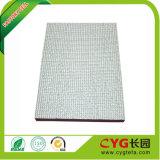 Espuma aislador termal del surtidor chino con la hoja