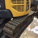 excavatrice de 6ton_Heavy_Equipment 0.3cbm_Bucket Japanese_Made Electric_Drive_Start Original_Paiting KOMATSU Advantage_Price Model_PC55mr à vendre