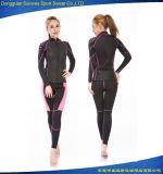 Neoprene Mujeres traje de surf de longitud completa Snorkeling buceo