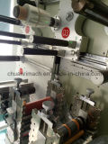 Sistema automático do alarme e do Rectification, máquina cortando giratória de sete estações