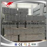 Câmara de ar de aço galvanizada/tubulação quadrada oca de Section/Gi/material quadrado do aço suave da tubulação
