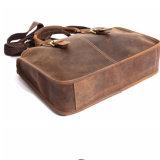 OEMおよびODMの最上層の革靴の革方法人のハンドバッグ(RS-MS3857)