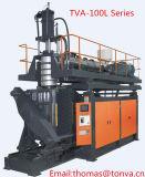 La máquina del moldeo por insuflación de aire comprimido de Tva-100L-III para el plástico preside las cajas de herramientas