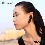 Fone de ouvido sem fio estereofónico dos auscultadores dos auriculares de Bluetooth do esporte para o iPhone Samsung