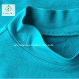Coton gainé par circuit neuf de mode basant le T-shirt de chemise pour des femmes
