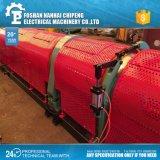 Tube en aluminium de vente chaud Strander de fil de bâti rigide à grande vitesse