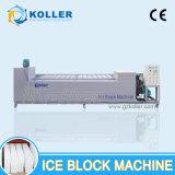 creatore del ghiaccio in pani di alta qualità 5tons/Day con il materiale dell'acciaio inossidabile 304