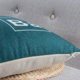 descansos lisos do sofá de Plycotton do retângulo de 55X55cm para a mobília ao ar livre