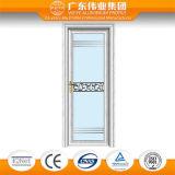 침실과 발코니를 위한 알루미늄 유리제 여닫이 문