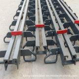 Junção de expansão de aço impermeável para a ponte com vários tipos