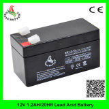 12V 1.2ahの再充電可能な鉛の酸AGM Mf VRLA電池