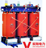 変圧器または電圧変圧器か乾式の変圧器
