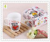 Las tazas de café de cerámica de encargo para Publicidad