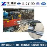 prensa de batir de la cuerda de rosca de la barra de acero de 40m m