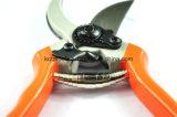 Tijeras de acero de las tijeras de podar de la lámina 65mn de la mano del árbol de la uva de las herramientas de jardín
