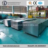 Tôle d'acier galvanisée de plaque en acier d'ASTM de qualité