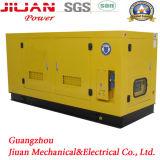 Guangzhou-Generator für leisen elektrischer Strom-Diesel-Generator des Verkaufspreis-100kw 125kVA