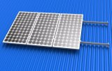 Système solaire de support de toit personnalisé par installation facile
