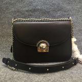 2016 sacs à main de petite taille de créateur de cuir véritable de sac d'épaule de mode avec la chaîne Emg4565