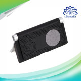 이동 전화 홀더를 가진 휴대용 대 Bluetooth 스테레오 스피커