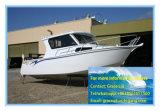 Рыбацкая лодка уклада жизни алюминия сертификата 25FT 7.5m Ce