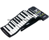 USB Flexible Silicon Roll Up Piano avec 88 touches (GPN-88S)