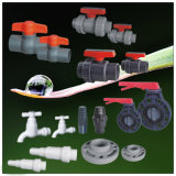 Ära-Marken-Plastikventile (DIN&JIS&ANSI&BS STANDARD)