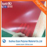 Alto strato lucido del PVC di colore rosso per i giocattoli dell'automobile di Thermoforming