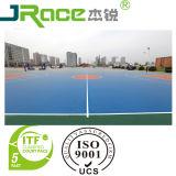 China-Qualitäts-Sport-Oberfläche für Basketballplatz