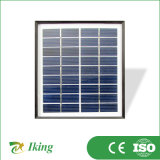 9V Mini Solar Panel con CE Certification (poli pannello solare 1.7W)