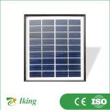 mini panneau solaire 9V avec la certification de la CE (poly panneau solaire 1.7W)
