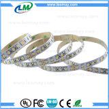 Tiras ajustables del CCT con blanco blanco y fresco caliente en un SMD3528