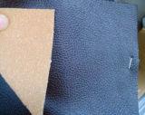 PUはハンドバッグのソファーのFrunitureのカー・シートカバーのための革を結んだ
