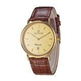 人のための方法316Lステンレス鋼の水晶腕時計