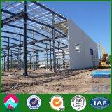 Atelier en acier et bâtiment de bureau Mezzanine (XGZ-A011)