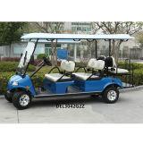 Veículos do golfe 4+2 carros elétricos do golfe de Seater