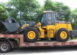 3m3 Bucket Capacity를 가진 XCMG Zl50g Front Wheel Loader